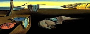 Salvador Dali The Persistence of Memory (Melted watches) ...